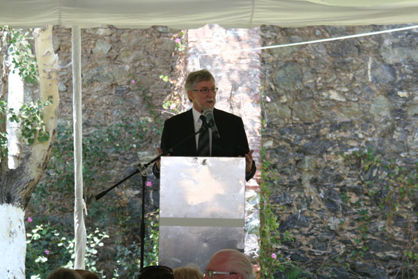 Robert Archer, President and CEO of Great Panther Silver